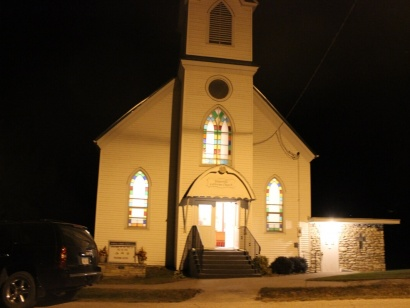 Open Door to the Soul: f/k/a Waterville Lutheran Church