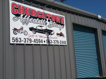 Churchtown Affordable Storage